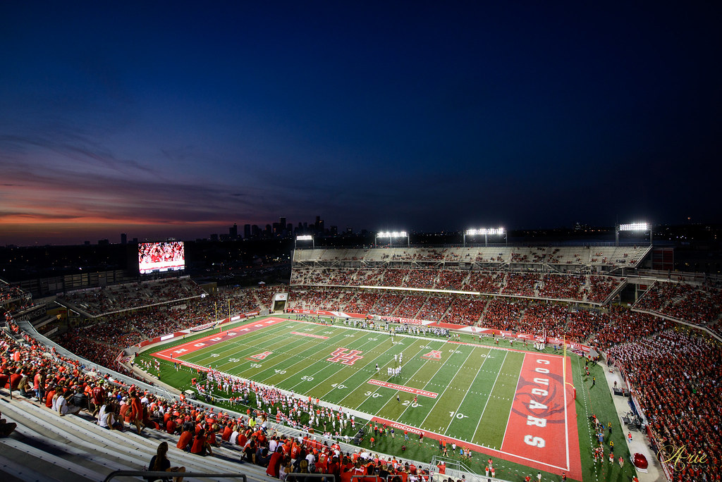 University of Houston 2015 Season Opener