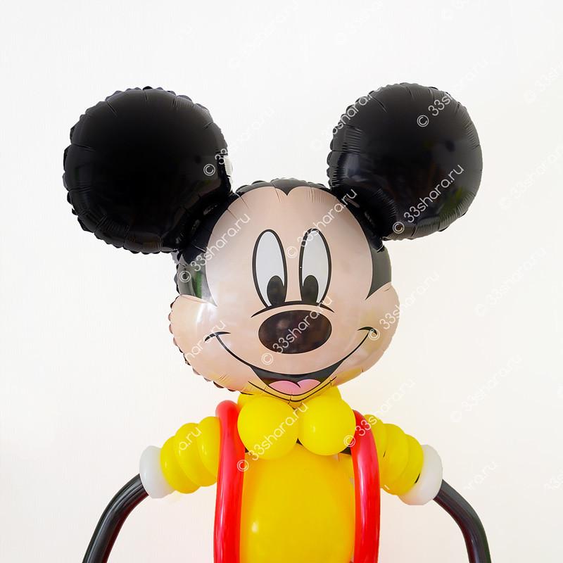 2-20 (2) Микки Маус из шариков фото