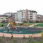 Imola, Bologna, Parco Via Serraglio, Italy