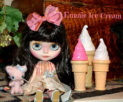 Emmie Ice Cream - Darlenedolls Custom
