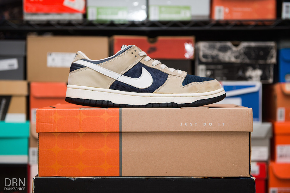 Stone & Obsidian Dunk Lows.