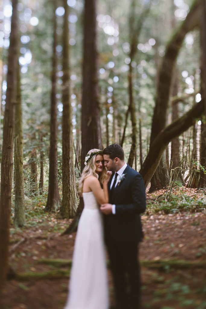 Molli + Daniel, Sequim WA backyard wedding, Liz Morrow Studios