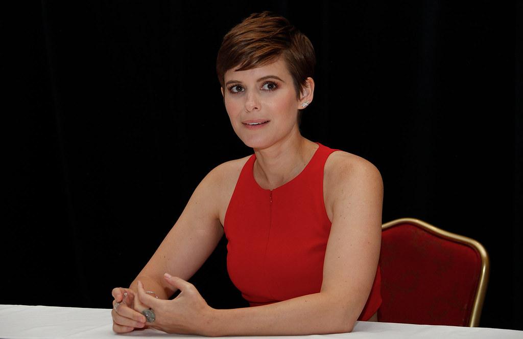 Кейт Мара — Пресс-конференция «Марсианин» на «TIFF» 2015 – 3