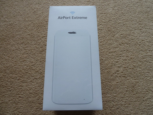 Apple Airport Extreme (2013 model)