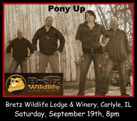 Pony Up 9-19-15