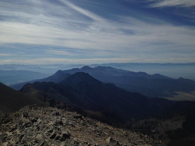 Sac peak
