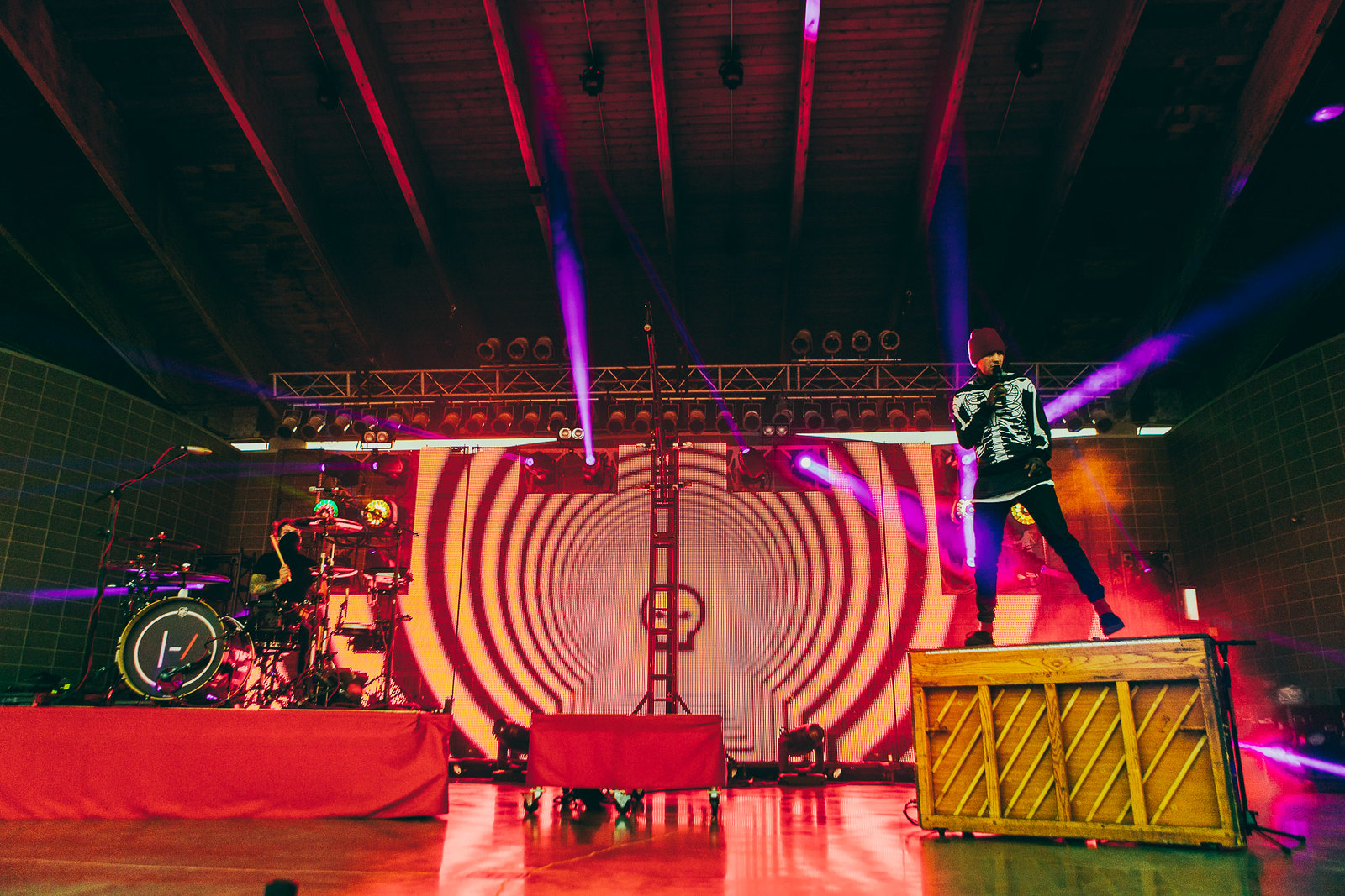 Twenty One Pilots | Sumtur Amphitheater | 9.23.15