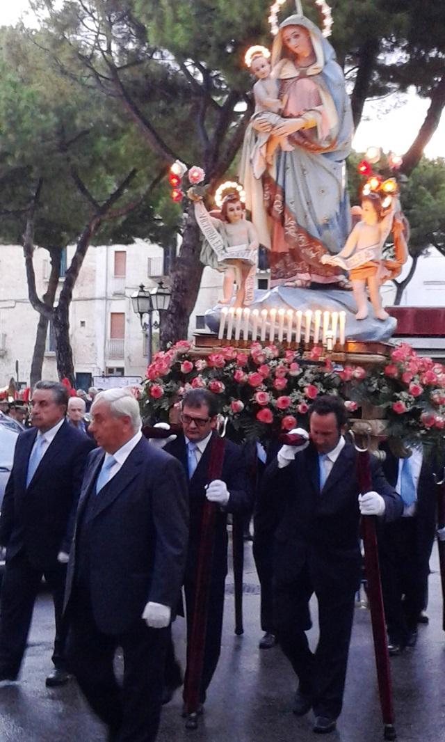 Noicattaro. Madonna del Rito 2015 intero