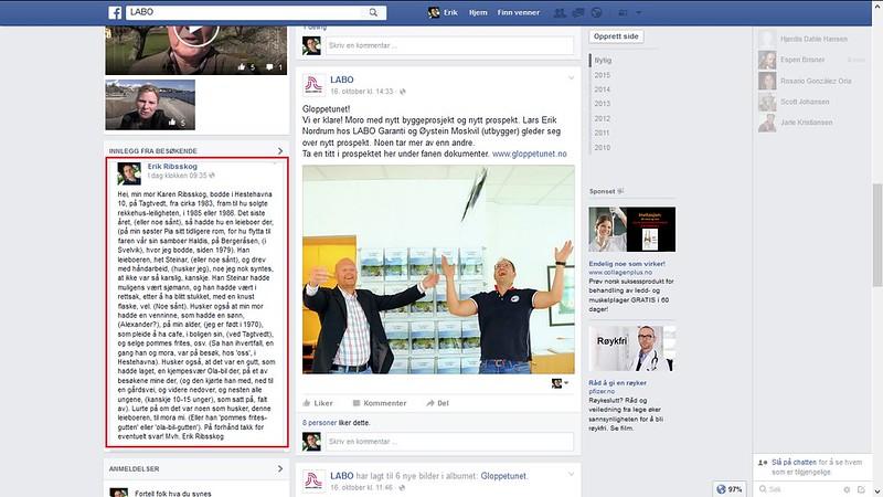 steinar facebook