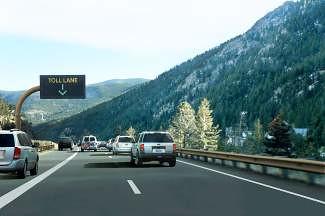 I-70 Express Lane