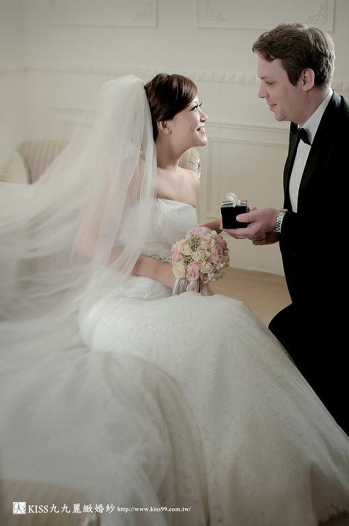 [分享]中西合璧絕美婚紗!感謝高雄Kiss九九麗緻婚紗讓我圓夢! (2)