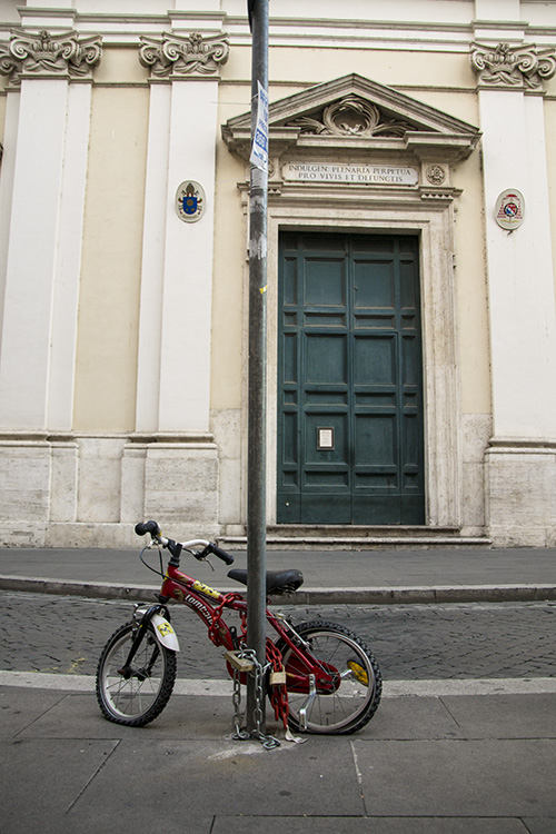 Rome, Bicycle
