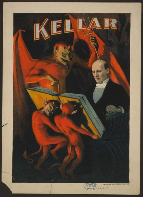 kellar-devilsreading