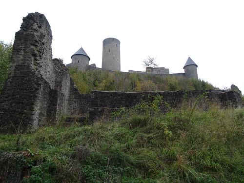 Nürburg castle ruin