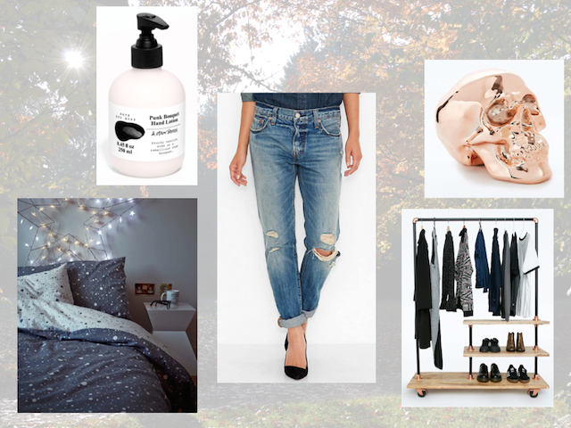 November Favoriten Wunschliste