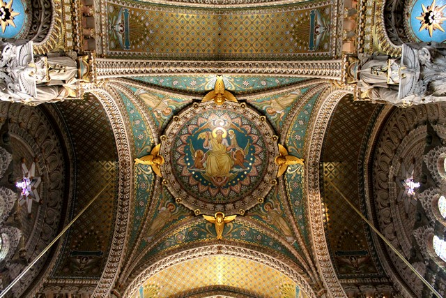 Basílica Fourvière de Lyon