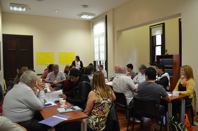 Nuevos Desafíos de la Educación para el Trabajo: Primera Jornada de Formación Profesional Argentina/New Challenges of Education for Work: First Argentine Meeting of Vocational Training