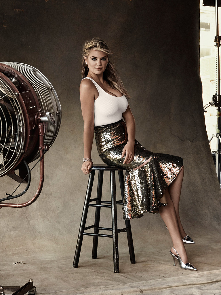 Кейт Аптон — Фотосессия для «Harper's Bazaar» AU 2015 – 7
