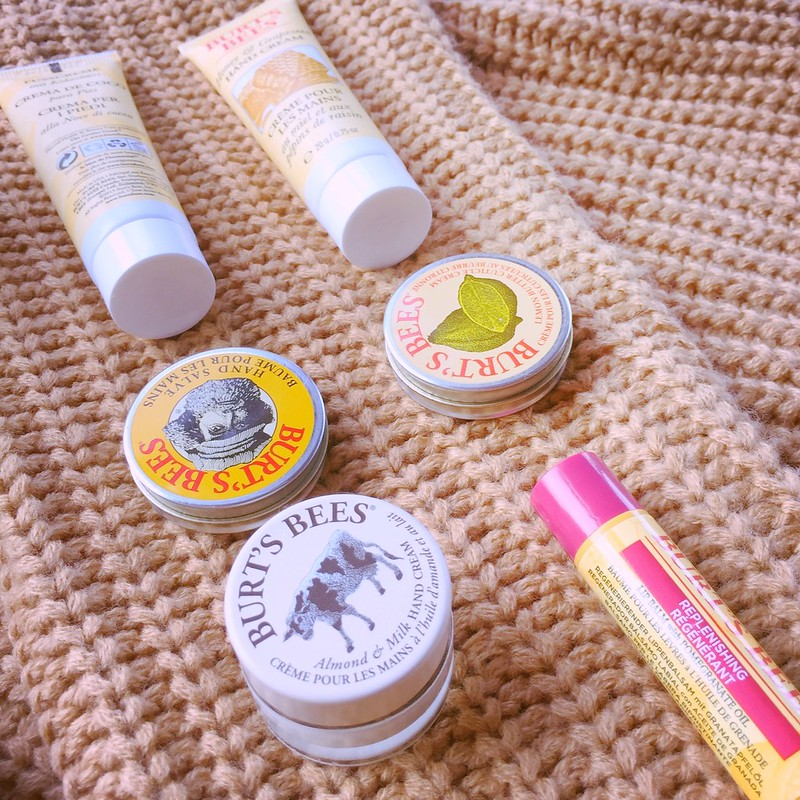 Essential tips: Burt's Bees Tips and Toes - Natural Solution from head to toes