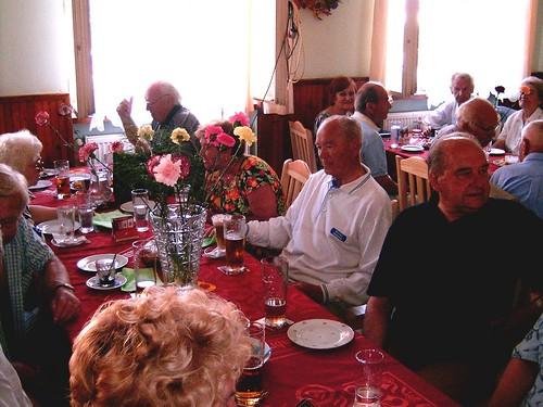 2005 - Posezení seniorů