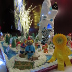 2015 Gingerbread Lane at Hyatt Regency Vancouver