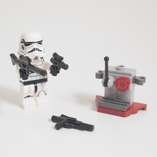 LEGO Star Wars Advent 2015 Days 10/12