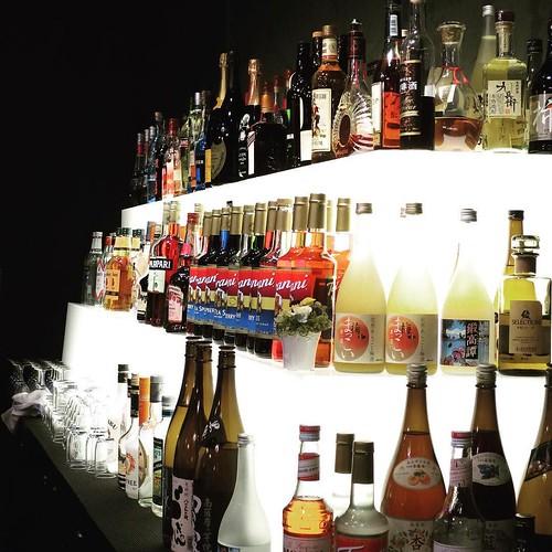 と、お酒。 #ブロガー大忘年会2015