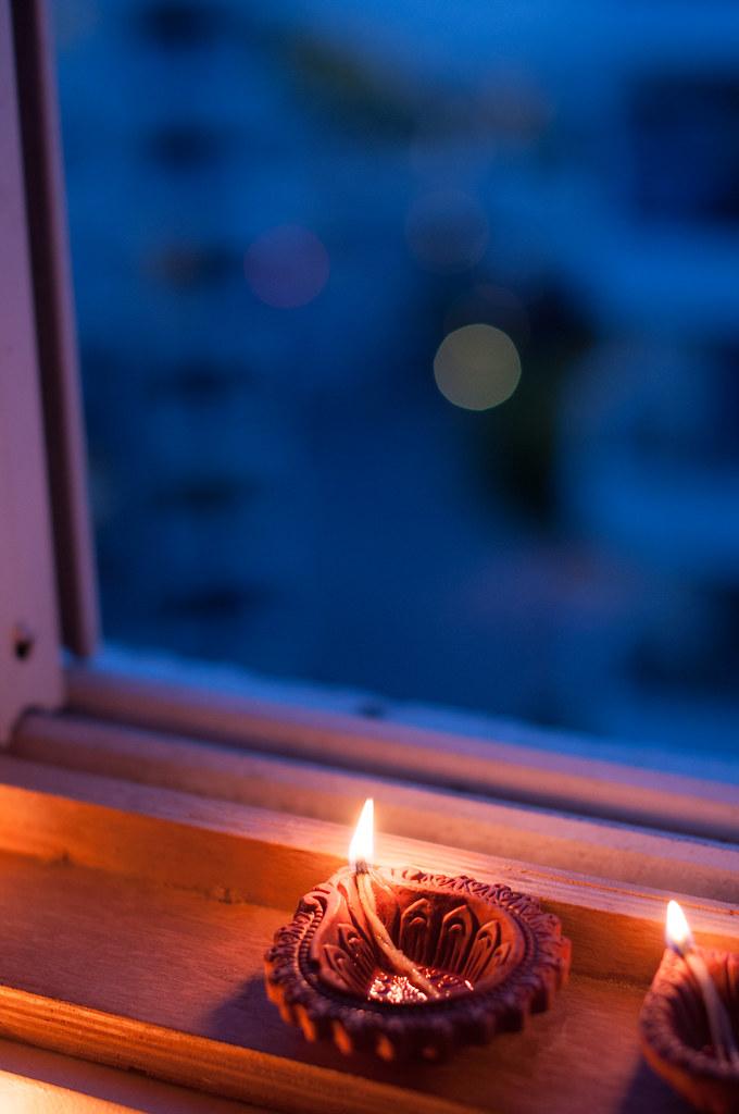 Day 305.365 - Diwali Diyas