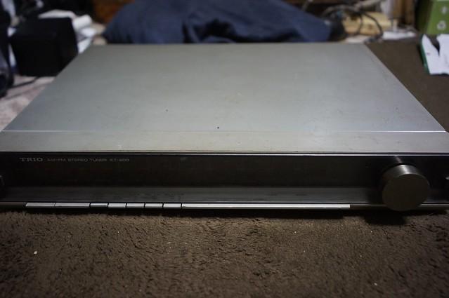 KT-900 セラミックトリマコンデンサーを交換してみた。