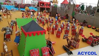 Playmobil Belén de ACYCOL 2105