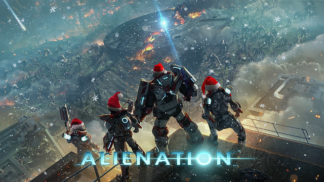 Housemarque Alienation
