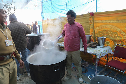 Preparations of canteen items