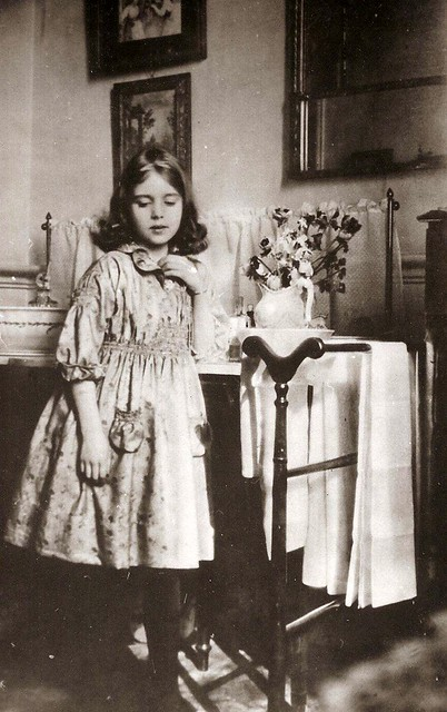 Youn Princess Ingrid of Sweden, future Queen of Denmark