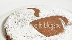 Torta Moka cioccolato e nocciola