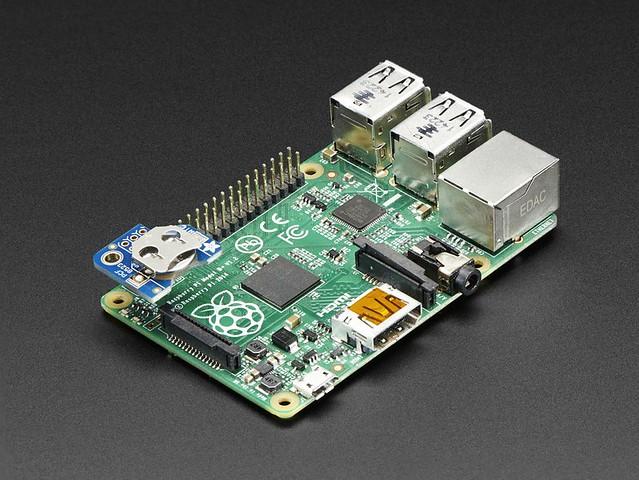 Horloge pour Raspberry Pi