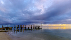 Quindalup Jetty Sunrise