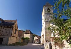 Eglise de Peyrille - Photo of Saint-Germain-du-Bel-Air