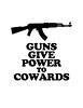 Empower Cowards?