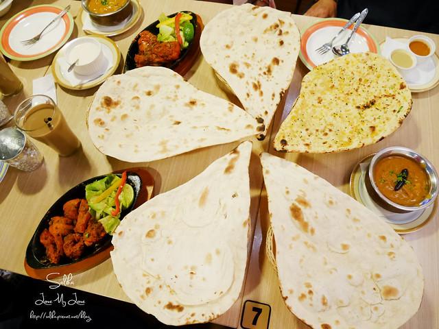 台北松菸附近餐廳印度皇宮異國料理推薦 (18)
