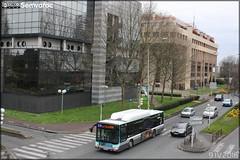 Man Lion's City CNG - RATP (Régie Autonome des Transports Parisiens) / STIF (Syndicat des Transports d'Île-de-France) n°4791