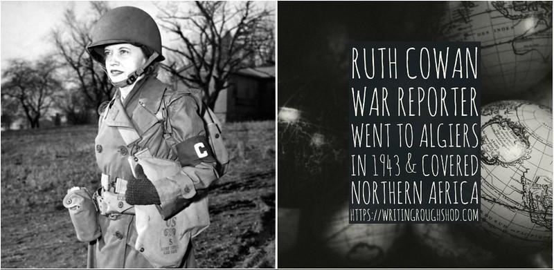 RUTH COWAN #100travelHERS