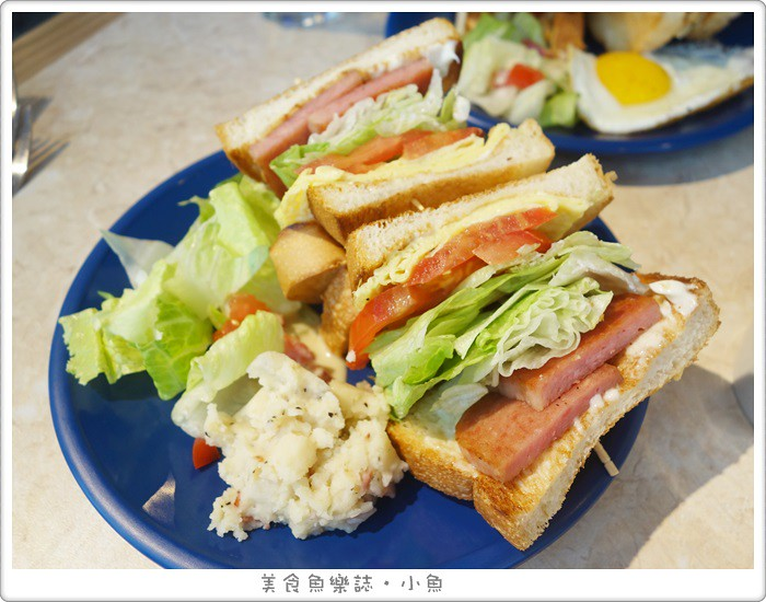 【台北大安】餵我早餐 The Whale/大安森林公園美食