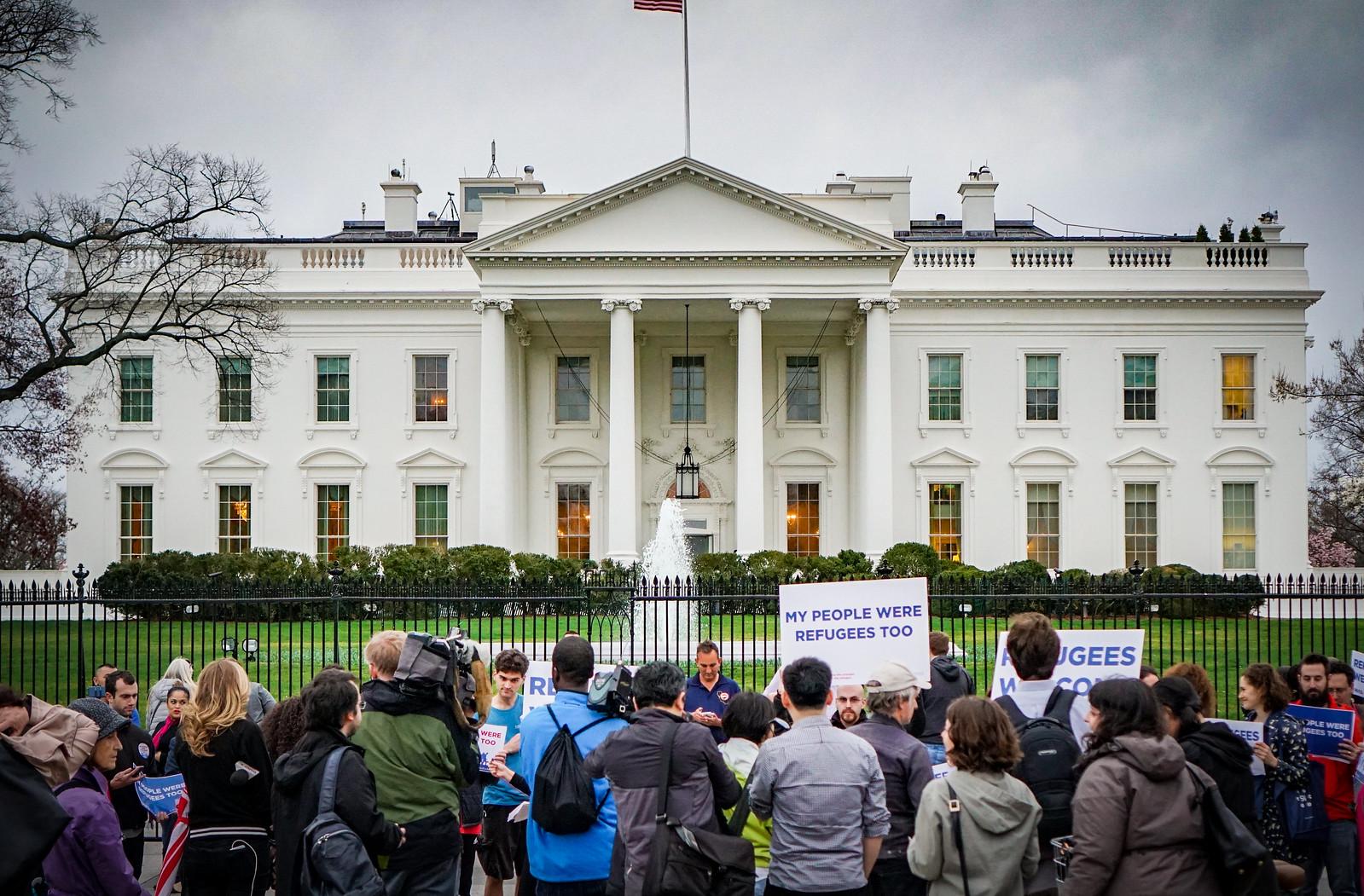 2017.03.01 #JewsForRefugees Rally, Washington, DC USA 01322