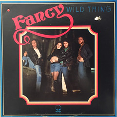 FANCY:WILD THING(JACKET A)