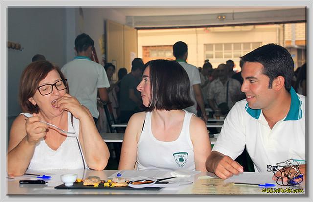 9 BriviescaenFiestas15 Concurso de pinchos de la Peña Los Desesperaos