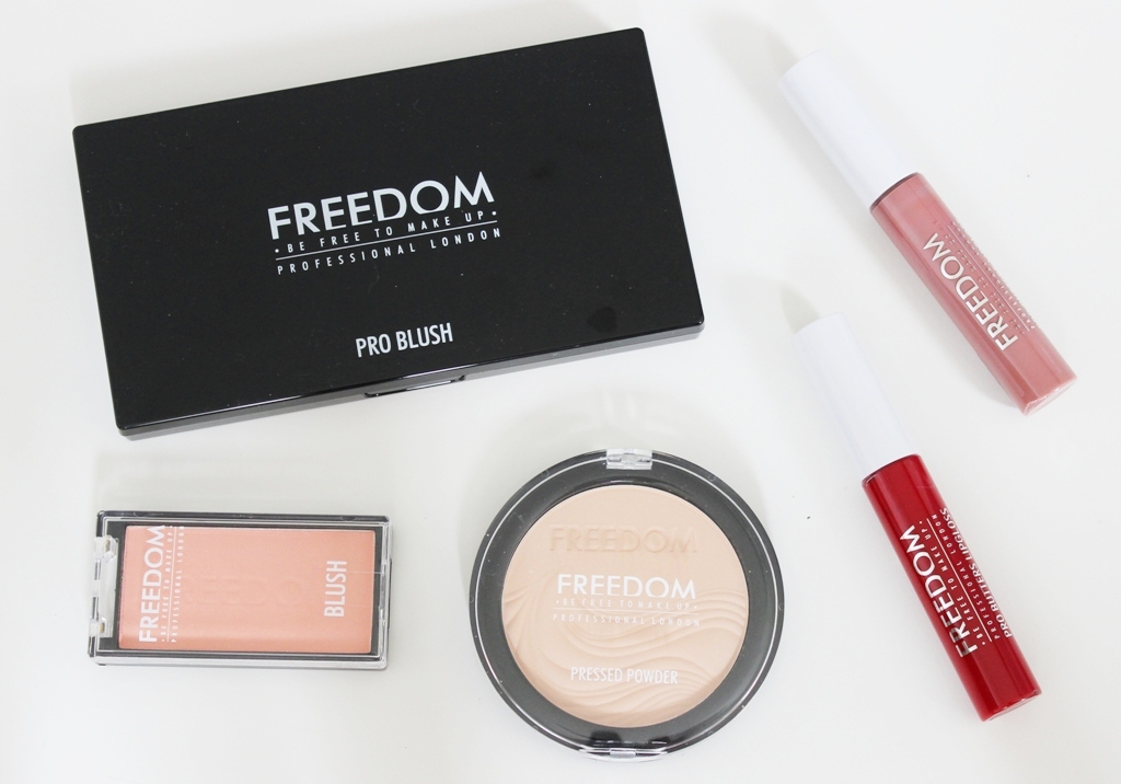 Freedom Makeup Haul (3)