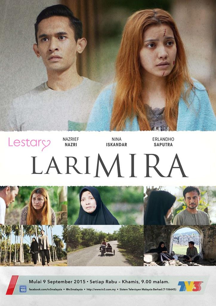 Poster Lari Mira