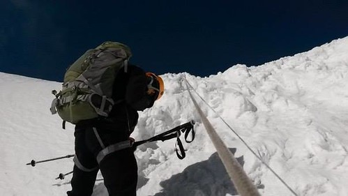 Альпиниада на пик Молодежный (4147 м) (37)