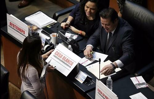 Fuga de 'El Chapo' no obliga a renuncias, sino a decisiones: Osorio