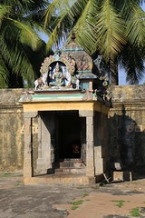Gajalakshmi shrine